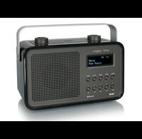 Tangent Tangent DAB2GO+ Zwart draagbare Radio DAB+/FM/BT