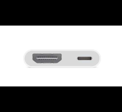 Apple Apple Lightning cable Lightning male naar HDMI female, 15 cm