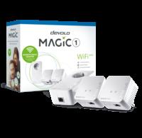 Devolo Devolo 8575 Magic 1 WiFi Mini Multiroom Kit Powerline
