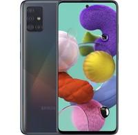 Samsung Samsung Galaxy A51 Zwart - 128GB Smartphone