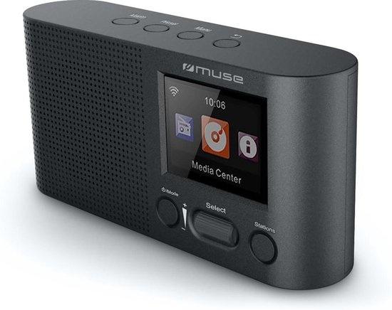 Muse M-112 DBT Portable Radio
