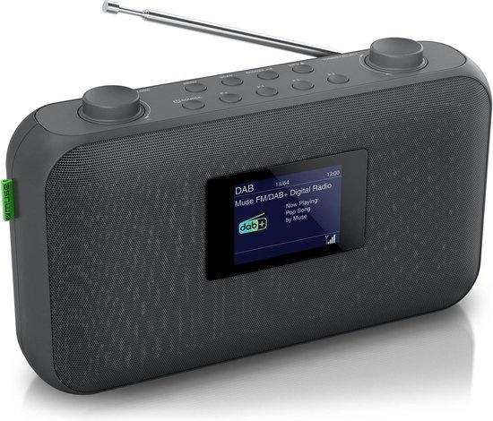 Muse M-118 DB  Portable Radio