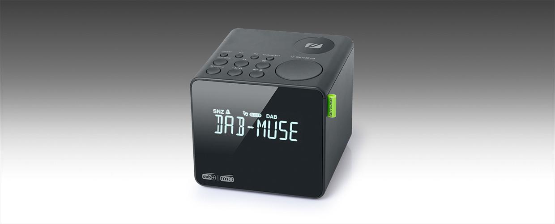 Muse M-187 CDB Wekkerradio