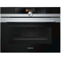 Siemens Siemens CM656NBS1 Inbouw oven met magnetron 45cm