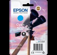 Epson Epson Inktcartridge 502 Cyan