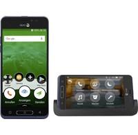 "Doro Doro Smartphone 8035 / 5"" / Android Donkerblauw"