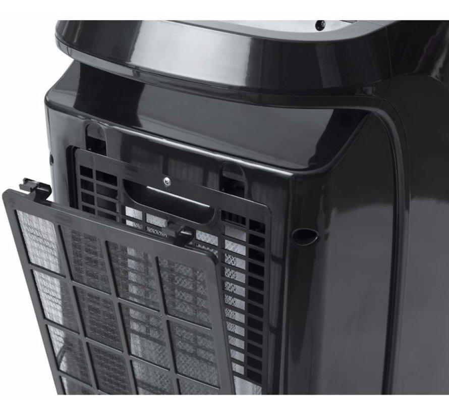 Bestron AAC5000 zwart mobiele luchtkoeler