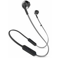 JBL JBL T205BT zwart draadloze In-Ear oordopjes