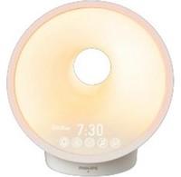 Philips  Philips Wake-Up Light HF3650/01 20 lichtinstellingen, 9 wekgeluiden, 3 wektijden, FM-Radio, Laad fun