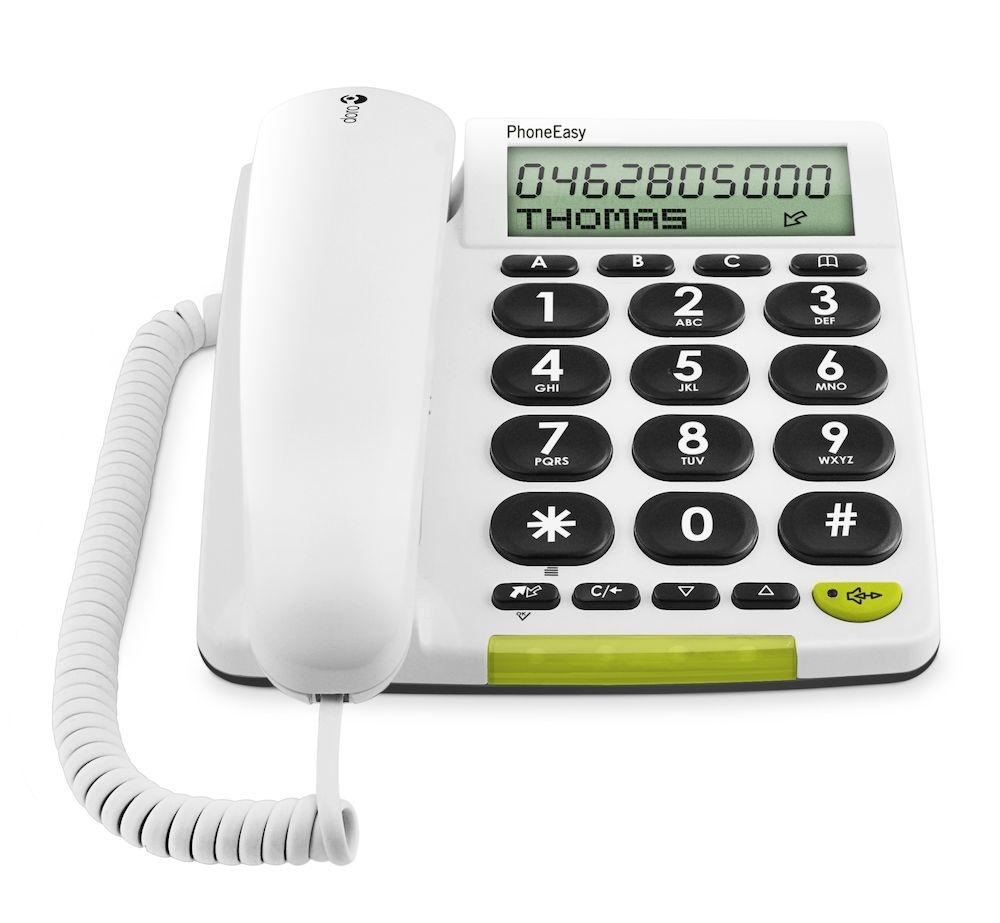 Doro PhoneEasy 312CS Dect Telefoon