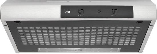 ETNA AO160RVS - Afzuigkap - Onderbouw - 60 cm