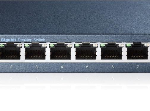 TP-Link TP-Link 8 Port Switch (TL-SG108)