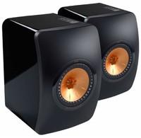 KEF KEF LS50 speakers