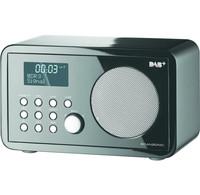 Scansonic HD Scansonic DA200 - DAB+ Radio - Zwart
