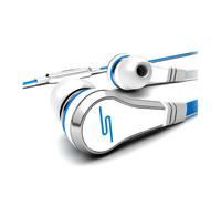 SMS Audio SMS Audio Street by 50 Ghost White On-ear  hoofdtelefoon