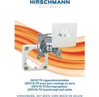 Hirschmann Multimedia Hirschmann RH-GEDU15-BL