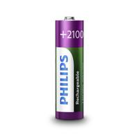 Philips  Philips R6B4A210/10 4X AA Oplaadbare Batterijen