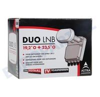 Canal Digitaal Canal Digitaal Duo Quad LNB (voor 60/64 cm schotel)