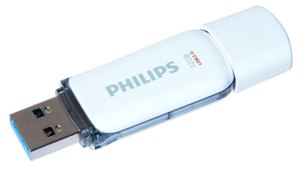 Philips 32GB USB Stick Snow Edition (USB 3.0)