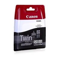Canon Canon Inktcartridge PGI-525 PGBK Zwart Twin Pack