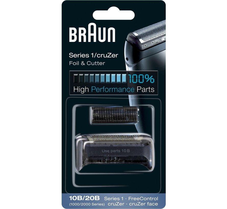 Braun Scheerblad Series 1 / cruZer 10B/20B