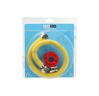 Easyfiks Easyfiks Gasslang Aansluit set compleet 60cm voor inbouw apparatuur