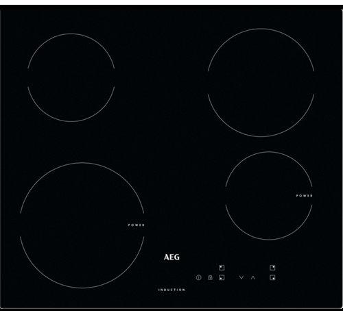AEG AEG HK604200CB Inbouw Inductie Kookplaat 59 cm