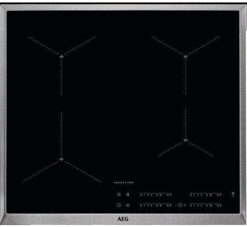 AEG AEG IAE64411XB Inbouw Inductie Kookplaat 60 cm