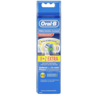 Oral-B Oral-B EB20 8+2  Precision Clean Opzetborstels