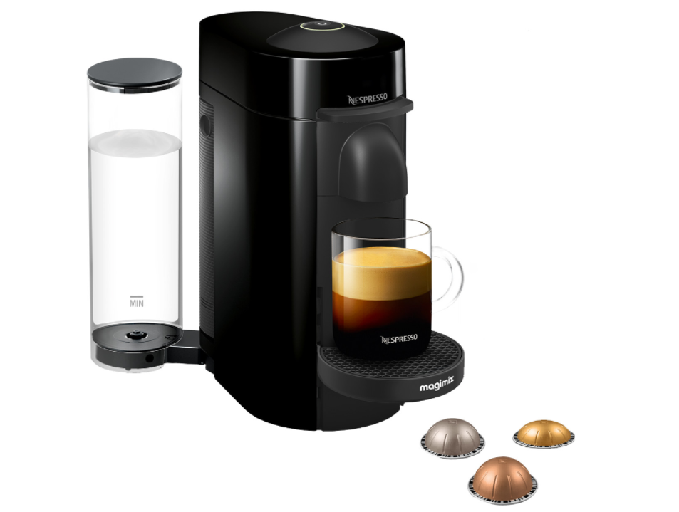 Magimix Vertuo Plus Zwart Nespressomachine