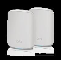 Netgear Netgear Orbi RBK352 Multiroom WiFi 6 Mesh systeem