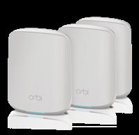 Netgear Netgear Orbi RBK353 Multiroom WiFi 6 Mesh systeem