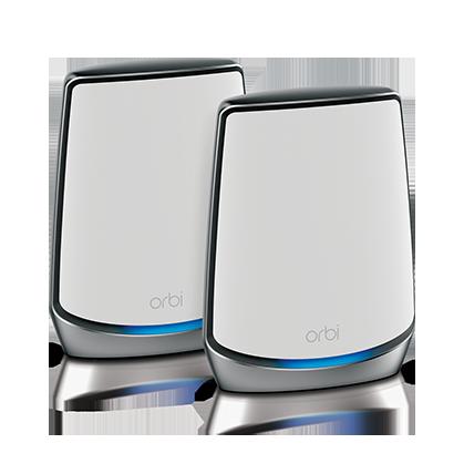 Netgear Orbi RBK852 Multiroom WiFi 6 Mesh systeem