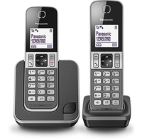Panasonic Panasonic KXTGD312NLG DUO Dect Huistelefoon