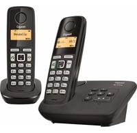 Gigaset Gigaset AL275A Duo Dect Telefoon met antwoordapparaat