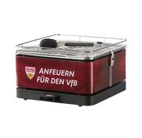 Feuerdesign Feuerdesign Teide VfB Stuttgart Tafelbarbecue