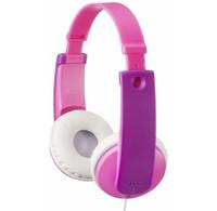 JVC JVC HAKD7 roze Kids On-Ear koptelefoon