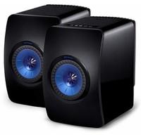 KEF KEF LS50 Frosted black speaker