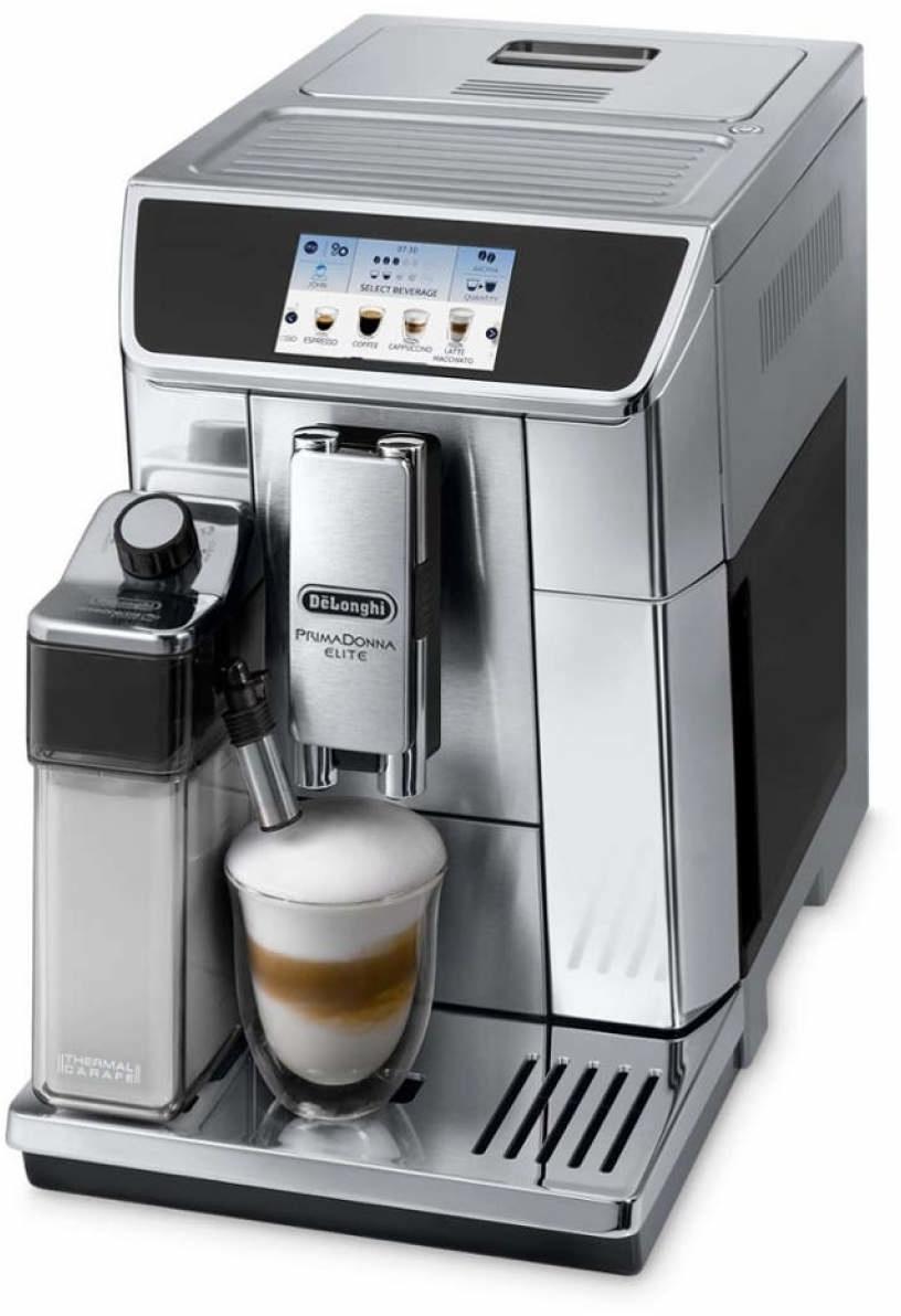 De'Longhi PrimaDonna Elite ECAM650.75.MS Espressomachine