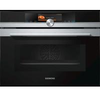 Siemens Siemens CM678G4S1 iQ700 Compacte oven met magnetron