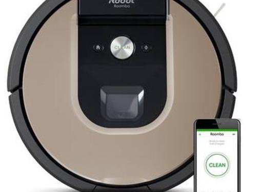 iRobot iRobot Roomba 976 Robotstofzuiger