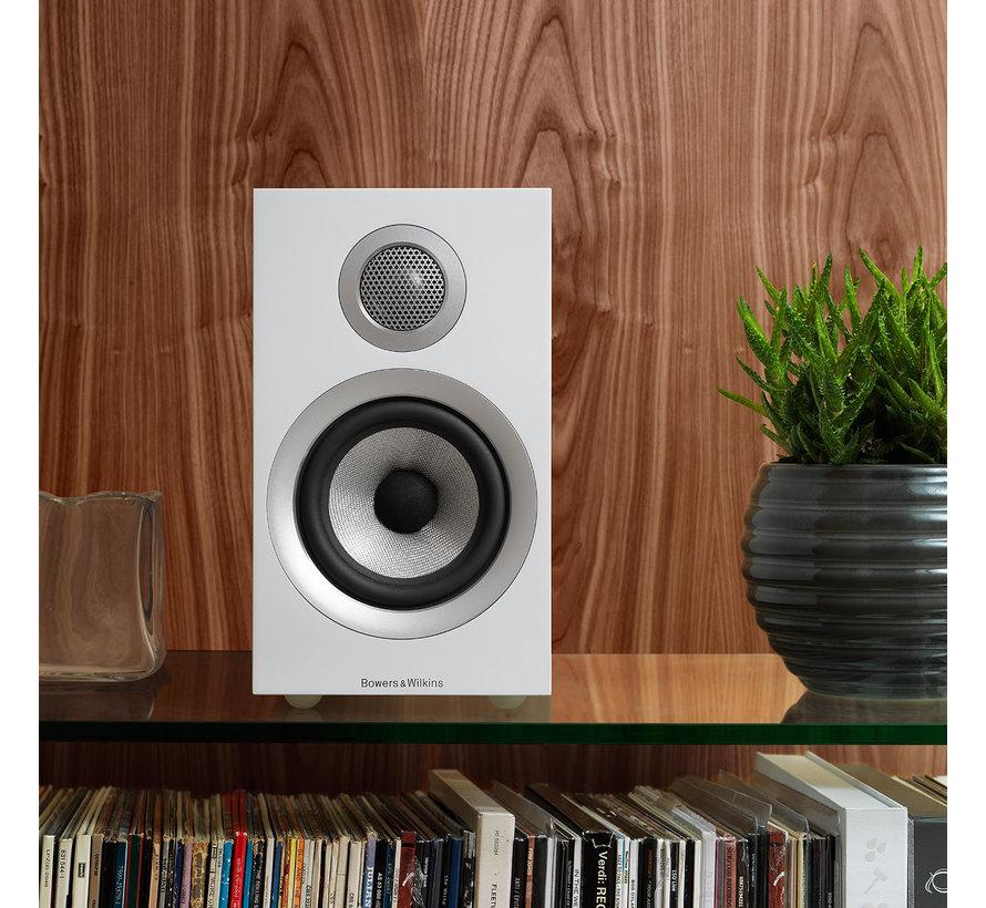 Bowers & Wilkins 707 S2 Mat Wit Boekenplank speaker