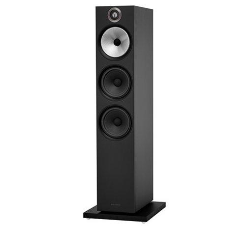 Bowers & Wilkins Bowers & Wilkins 603 Zwart Vloerstaande speaker