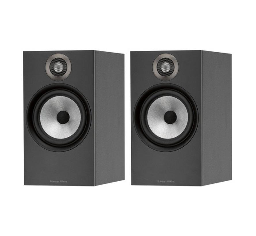 Bowers & Wilkins 606 zwart speaker