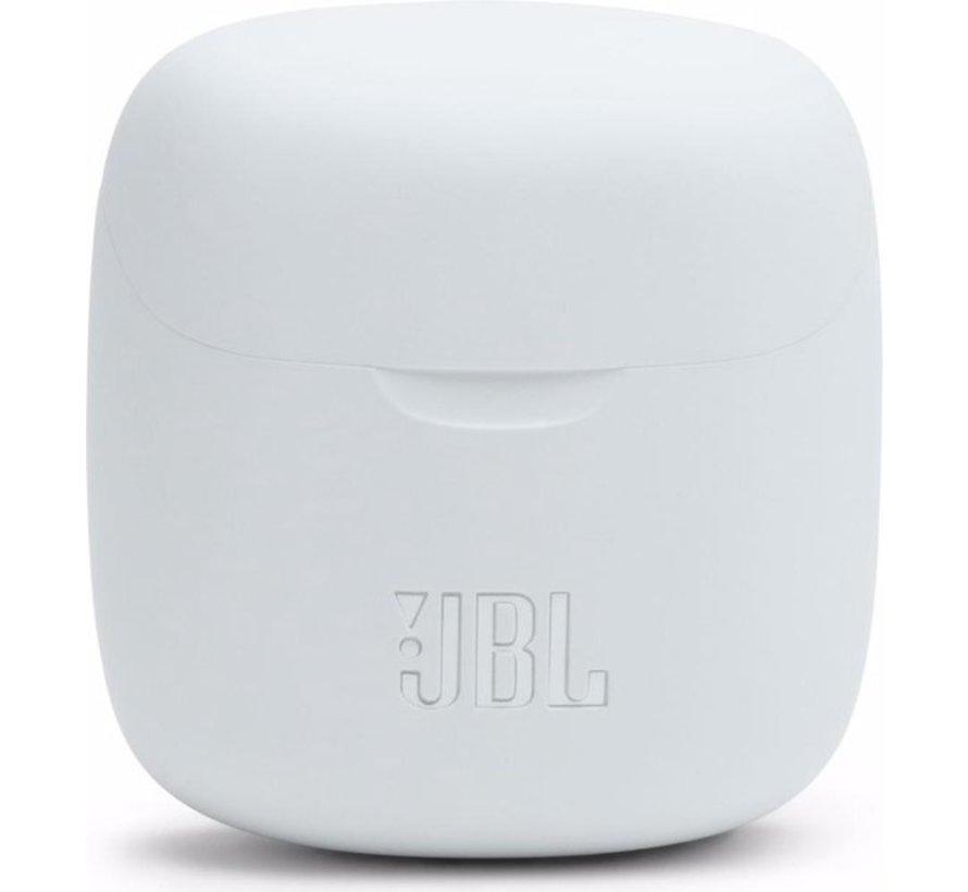 JBL Tune 225TWS Wit Draadloze oordopjes