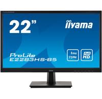 iiyama iiyama ProLite E2283HS-B5 21,5 inch Monitor