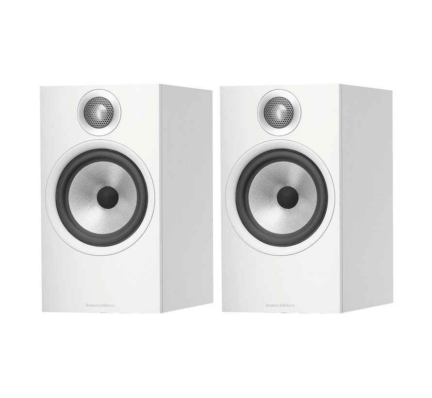 Bowers & Wilkins 606 White