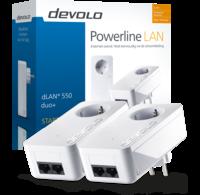 Devolo Devolo 9301 dLAN 550 duo+ Starter Kit Powerline