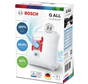 Bosch BBZ41FGALL G All stofzuigerzakken (4 stuks)