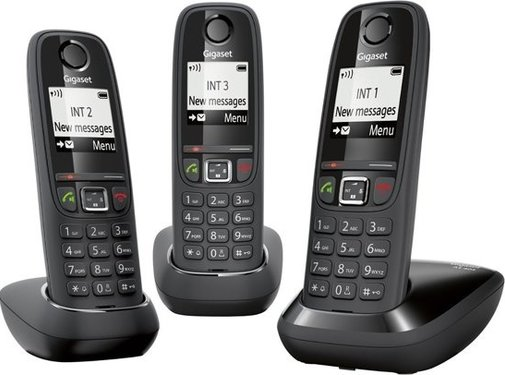 Gigaset Gigaset AS405 TRIO telefoon
